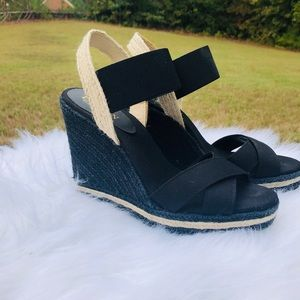 Lauren Ralph Lauren Wedge Sandals